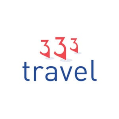 333Travel logo