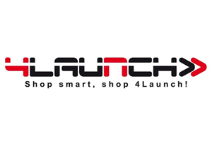4Launch logo