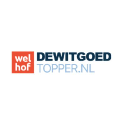 Dewitgoedtopper kortingscodes