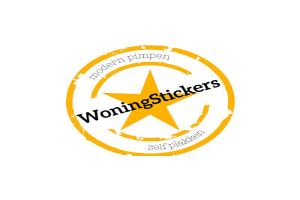WoningStickers logo
